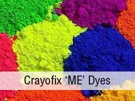 Crayofix ME Dyes