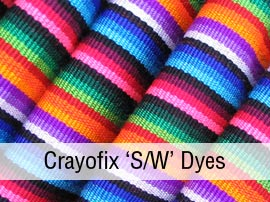Crayofix S/W Dyes