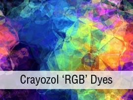 Crayozol RGB Dyes