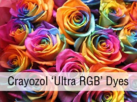 Crayozol Ultra RGB Dyes