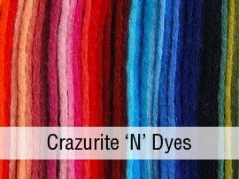 Crazurite 'N' Dyes